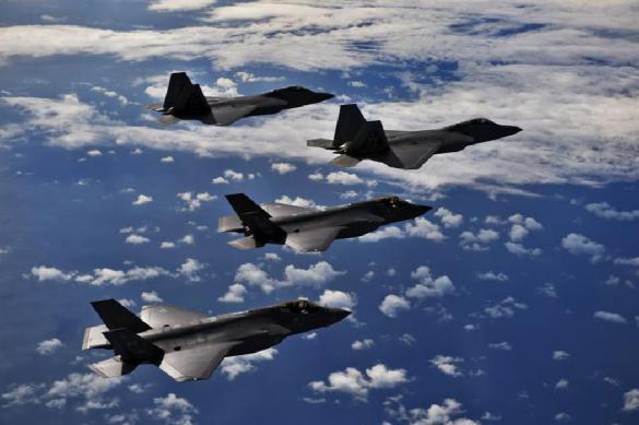 Американские F-35 подготовили к боям с российским Су-57. 388663.jpeg
