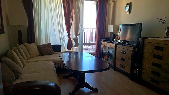 Апартаменты в Болгарии - Пентхаус с панорамным видом на море.