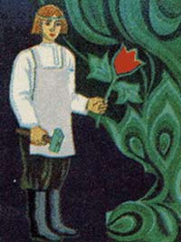Секрет малахитовой шкатулки
