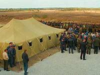 Идет подведение итогов российско-монгольских войсковых учений