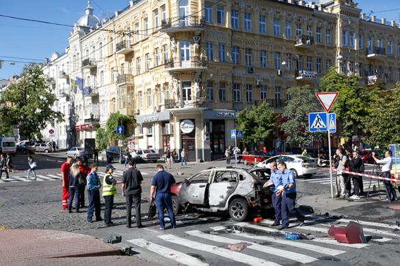Убийство журналиста Шеремета