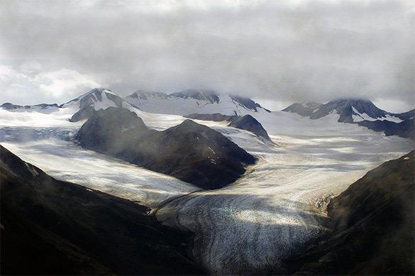В горах США половина ледников растаяла из-за глобального потепле