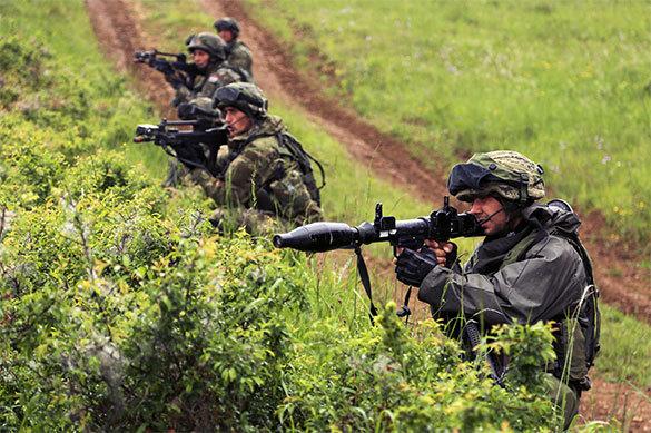 НАТО снова проводит учения у границ России