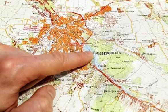В Крыму ответили на заявление Вайкуле о полуострове