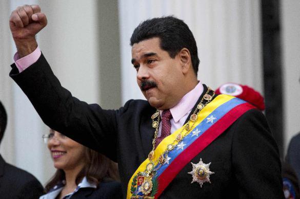 Мадуро вывел армию на крупнейшие в истории учения против переворота. 398664.jpeg
