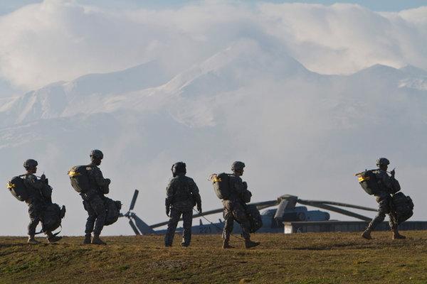 Генерал-лейтенант США: Мы не заинтересован в честной борьбе. американские военные