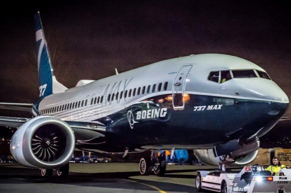 Воздушное пространство России закрыли для Boeing 737 Max.