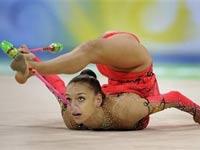 Евгения Канаева выиграла многоборье в Италии