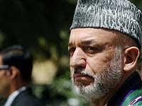 Хамид Карзай призвал прекратить огонь в стране хотя бы на один