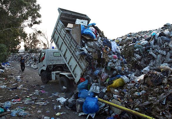 Львовский мусорный апокалипсис как зеркало украинских перемог
