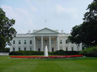 Для дочек Обамы перед Белым домом построят площадку