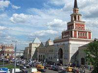 На российских вокзалах запрещается мелкая торговля