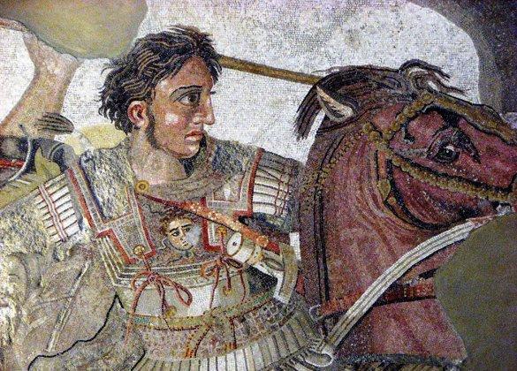 Сенсация! Найдена могила Македонского. Сенсация! Найдена могила Македонского