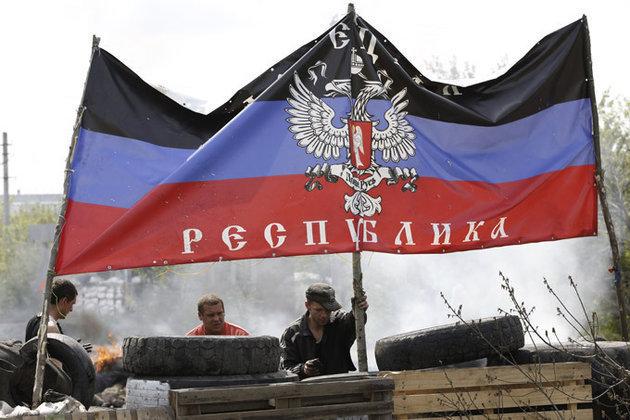 Ополчение ДНР опровергает наличие российских войск на Украине. 296669.jpeg