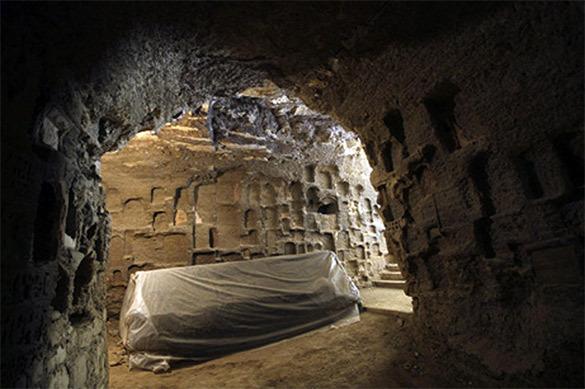 В Египте нашли гробницу древней принцессы