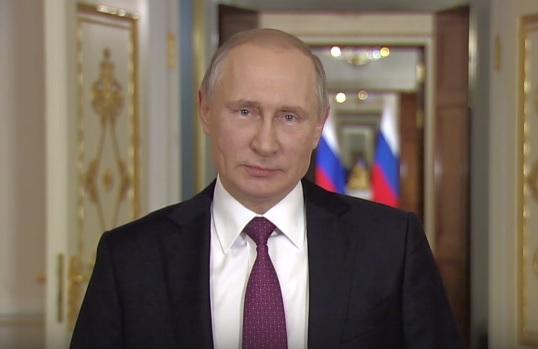 Неменее млн. выпускников поглядели обращение Президента России в«ВК»