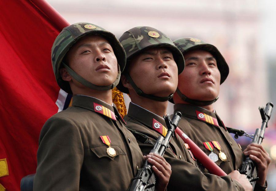 Сбежавшего из КНДР солдата лечат от паразитов и туберкулеза. Сбежавшего из КНДР солдата лечат от паразитов и туберкулеза