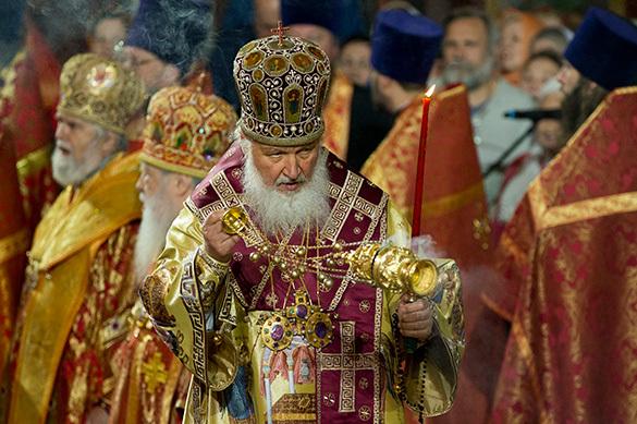 Патриарх Кирилл верит во всеобщее объединение христиан