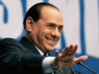 Берлускони считает себя популярнее Обамы