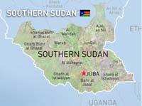 Украинские танки бороздят Южный Судан?