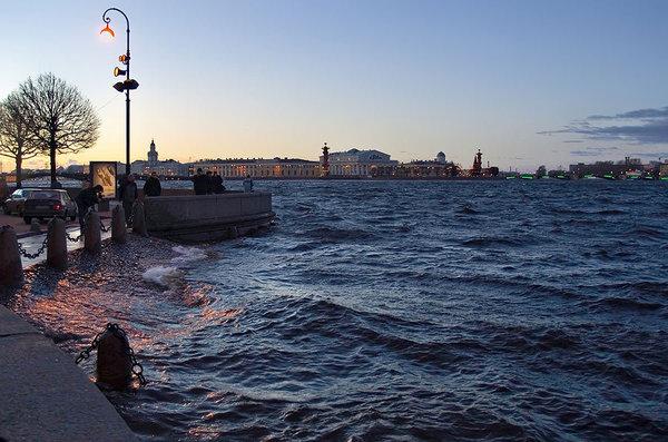 Наводнение в Санкт-Петербурге, 2007 год