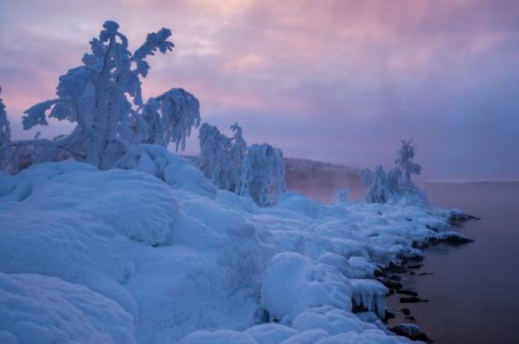 Заполярье зимой станут освещать со спутников. Заполярье зимой станут освещать со спутников