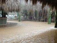На Кубе начался разрушительный сезон дождей