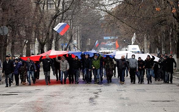 Балканист: Страны ЕС лишь реагируют на события в Крыму, а не создают их. 289672.jpeg