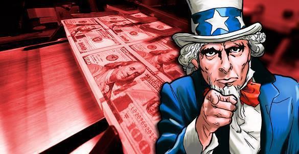 Пол Крейг Робертс: Обама тратит миллионы долларов на перевирание действий Росмии в СМИ. дядя Сэм