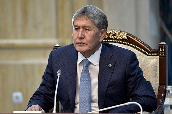 Президент Киргизии сожалеет овысказываниях вадрес руководителя Казахстана