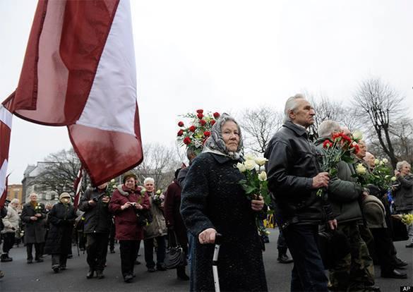 В Латвии в шествии против коммунистического геноцида участвовали 100 человек. 321673.jpeg
