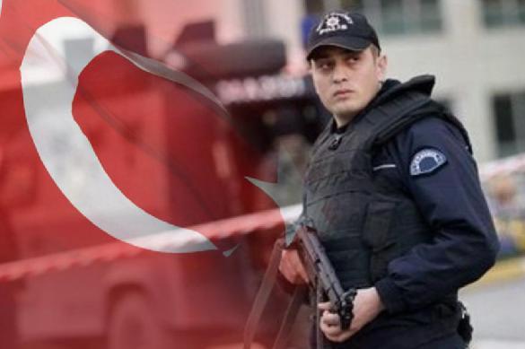 Турция объявила политику США угрозой безопасности. Турция объявила политику США угрозой безопасности