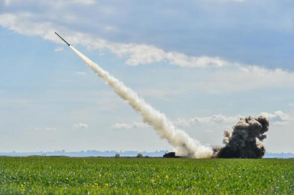 """Украина объявила ракету """"Ольха"""" круче российского """"Смерча"""". Украина объявила ракету Ольха круче российского Смерча"""