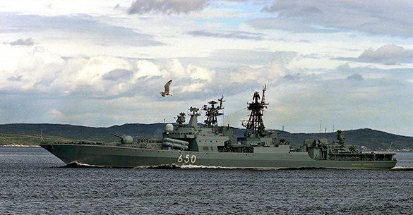 Россия построит ядерные эсминцы