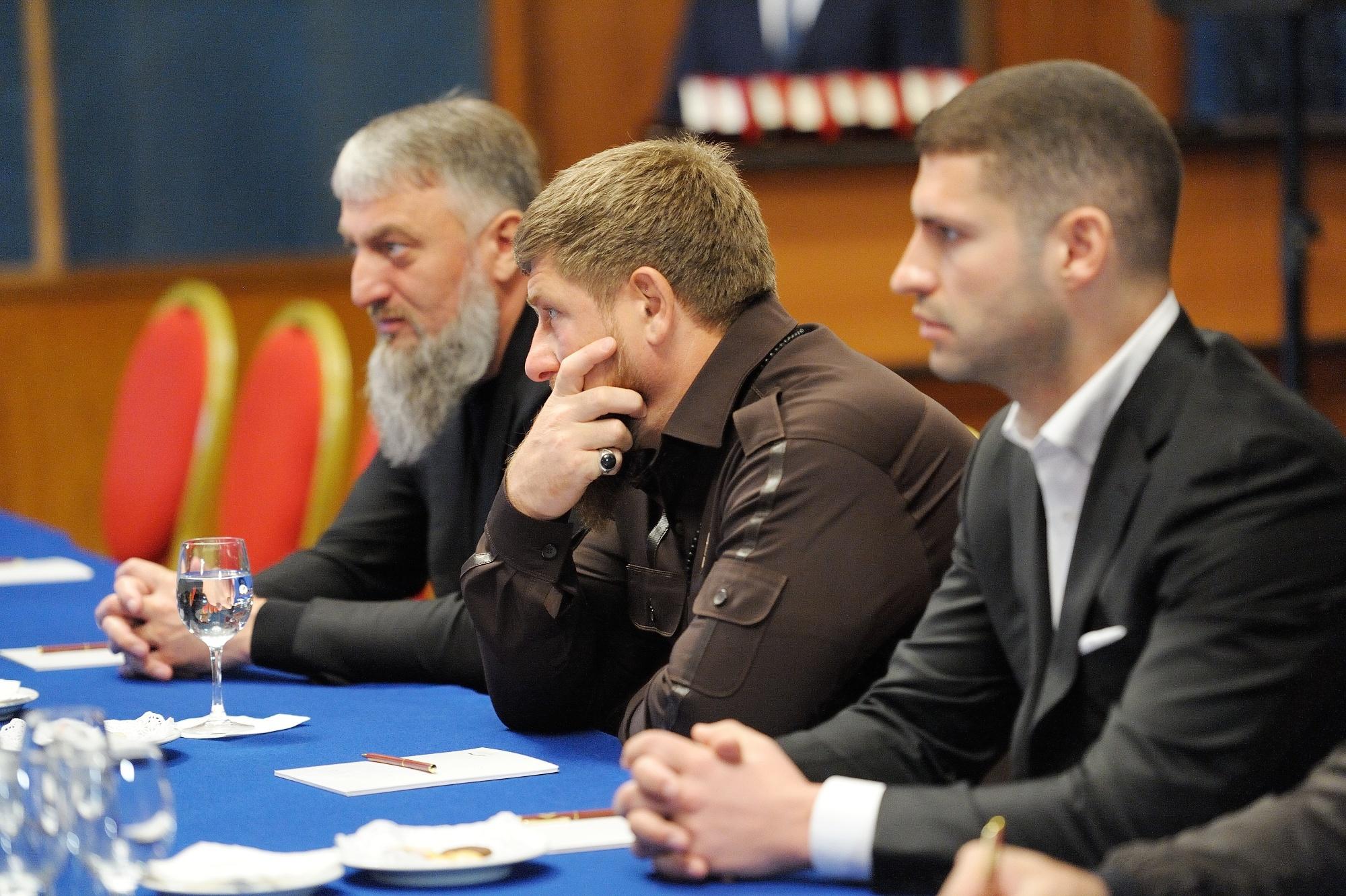 Кадыров вновь спас россиян из ливийского заключения
