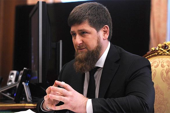 Я как папа!: Рамзан Кадыров заработал за год 11 млн рублей, ег