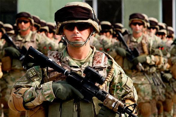 В Латвии завели дело на бойца НАТО, устроившего сражение в Ма