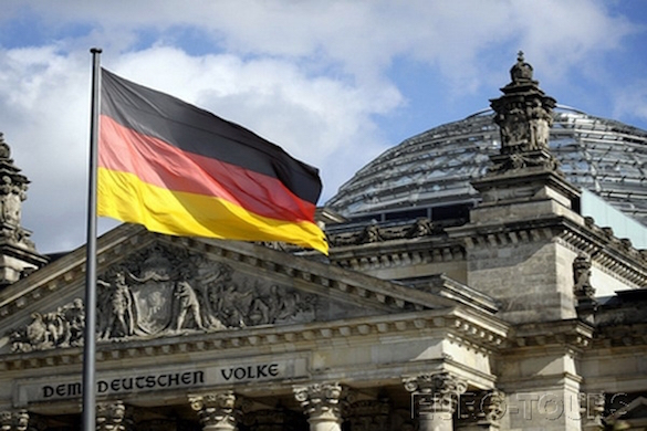 Лидер немецких левых: Германия должна улучшить отношения с Россией. Лидер немецких левых: Германия должна улучшить отношения с Росси