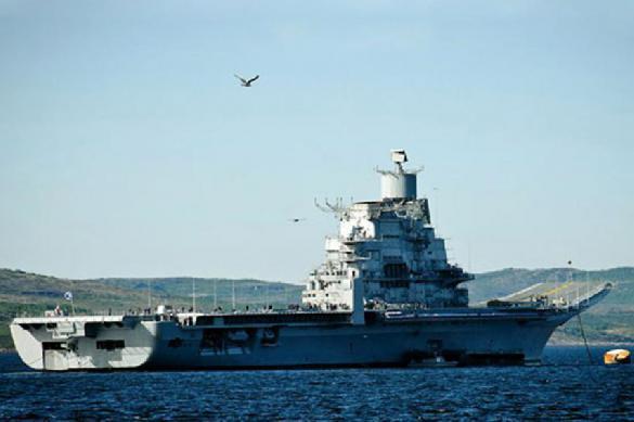 Российскому флоту предложили авианосец-катамаран. 392675.jpeg