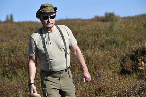 Pew Research Center: отношение к Путину и России во всем мире остается негативным. 395675.jpeg