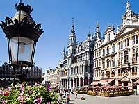 Брюссель на один день избавился от машин