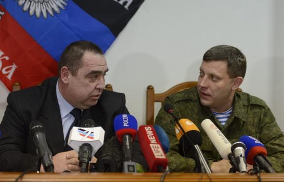 С хунтой пора кончать: лидеры ДНР и ЛНР сделали заявление