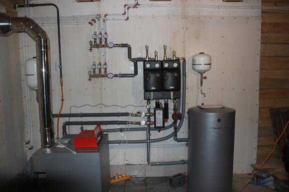 Украинец разобрал отопление вдоме из-за «российского газа» ипопал впсихушку
