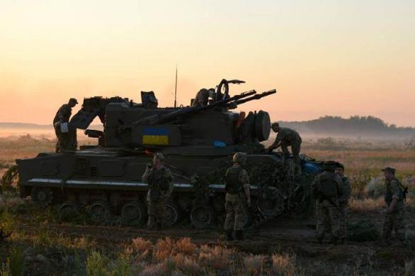 Воевавший в Донбассе майор написал разгромный пост об украинской армии. Воевавший в Донбассе майор написал разгромный пост об украинской