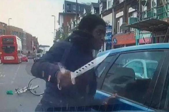 Зомби в южном Лондоне (видео). 387677.jpeg