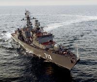 Новый отряд морских пехотинцев РФ направился на борьбу с