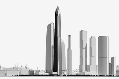 Проект башни Трампа в Москве стал достоянием общественности. 397678.jpeg
