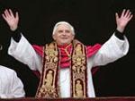 Папа Бенедикт XVI сегодня возблагодарит Бога мессой