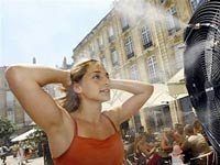 Первый летний день в столице будет жарким