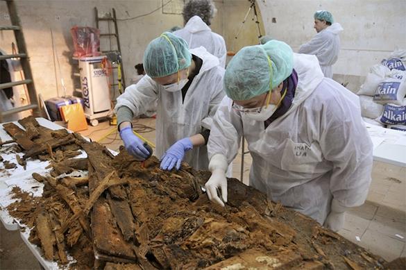Останки Мигеля Сервантеса искали 400 лет. Найдены останки Сервантеса